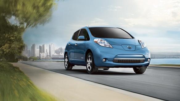Nissan Leaf(c) Nissan