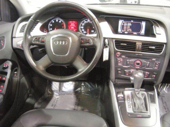 2010 Audi A4 Interior