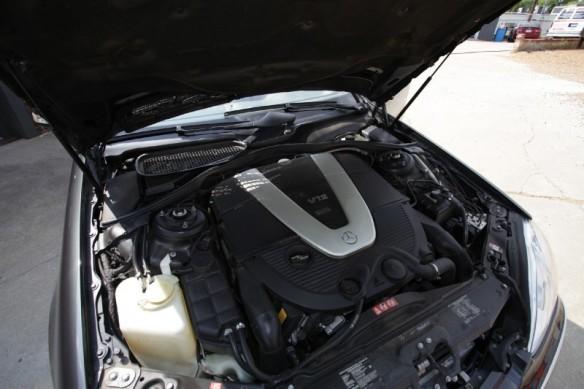 5.5L V6 producing 493 bhp
